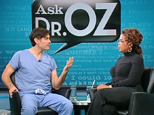 Dr. Oz with Oprah Winfrey discusses Rolfing®