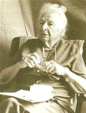Ida P. Rolf, PhD, Founder of Rolfing®
